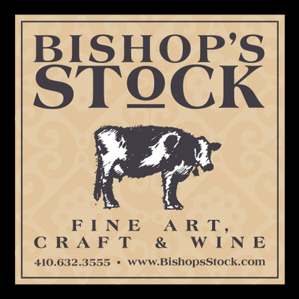 DEC. 2 ~  11:00 AM – 4:00 PM ~ Trunk Show at Bishop's Stock, Snow Hill, MD