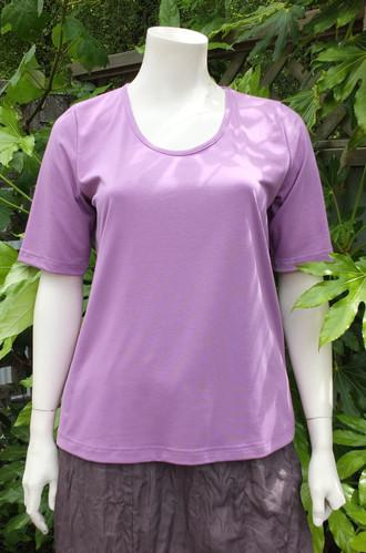 Mauve Tee Shirt