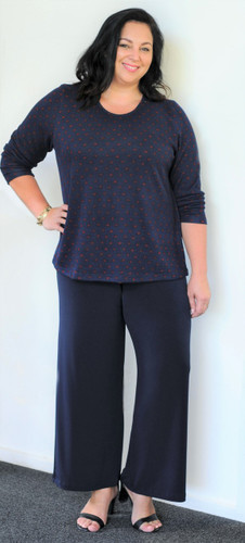 Rewind Lounge Pants- Navy Only