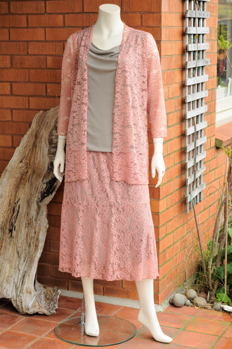 Lace Cardy
