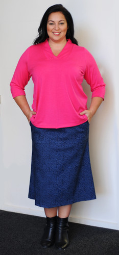 Blue Mountain Skirt