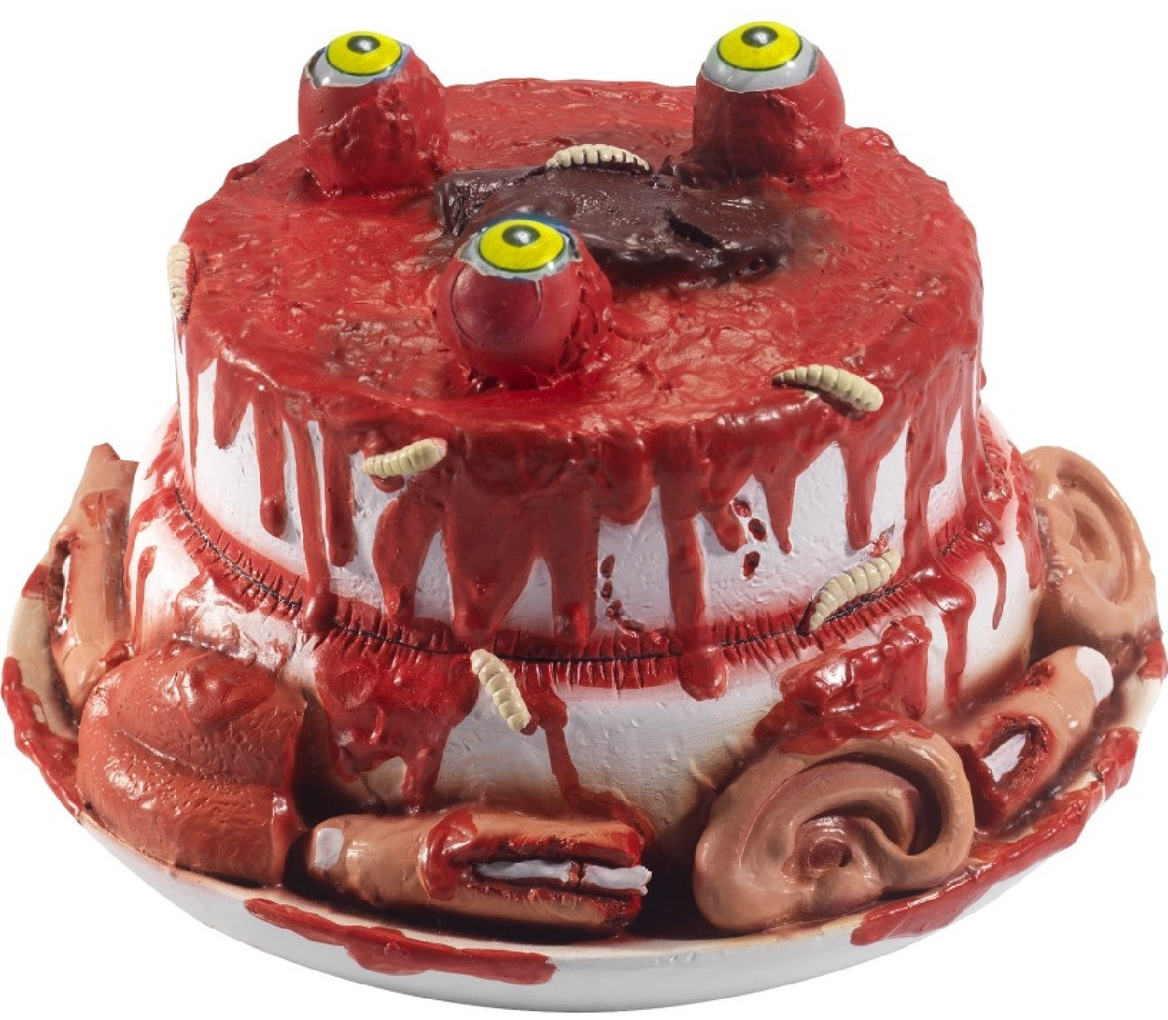 halloween gourmet zombie cake party prop fancy me limited. Black Bedroom Furniture Sets. Home Design Ideas