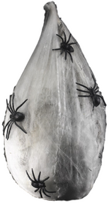 Halloween Animated Hanging Spider Decoration