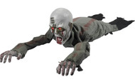 Halloween Animated Crawling Zombie Party Prop