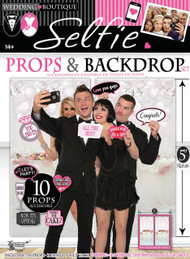 Wedding 12 Piece Photo Booth Party Set