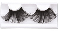 Ladies Extra Long Black Eyelashes