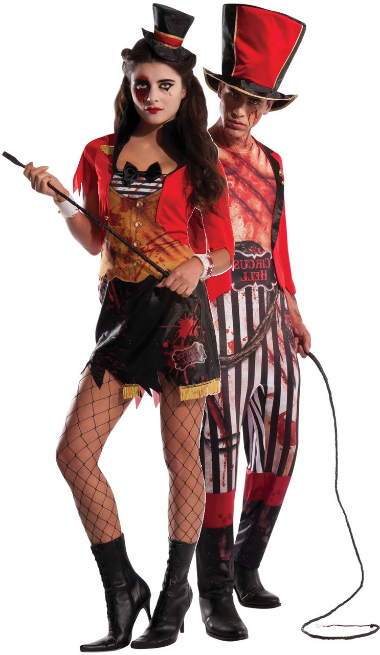 Couples Bloody Circus Directors Fancy Dress Costume  sc 1 st  Fancy Me Limited & Couples Costumes - Page 1 - Fancy Me Limited