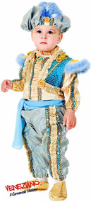 Toddler Genie Fancy Dress Costume
