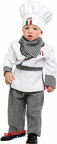 Boys Top Chef Fancy Dress Costume