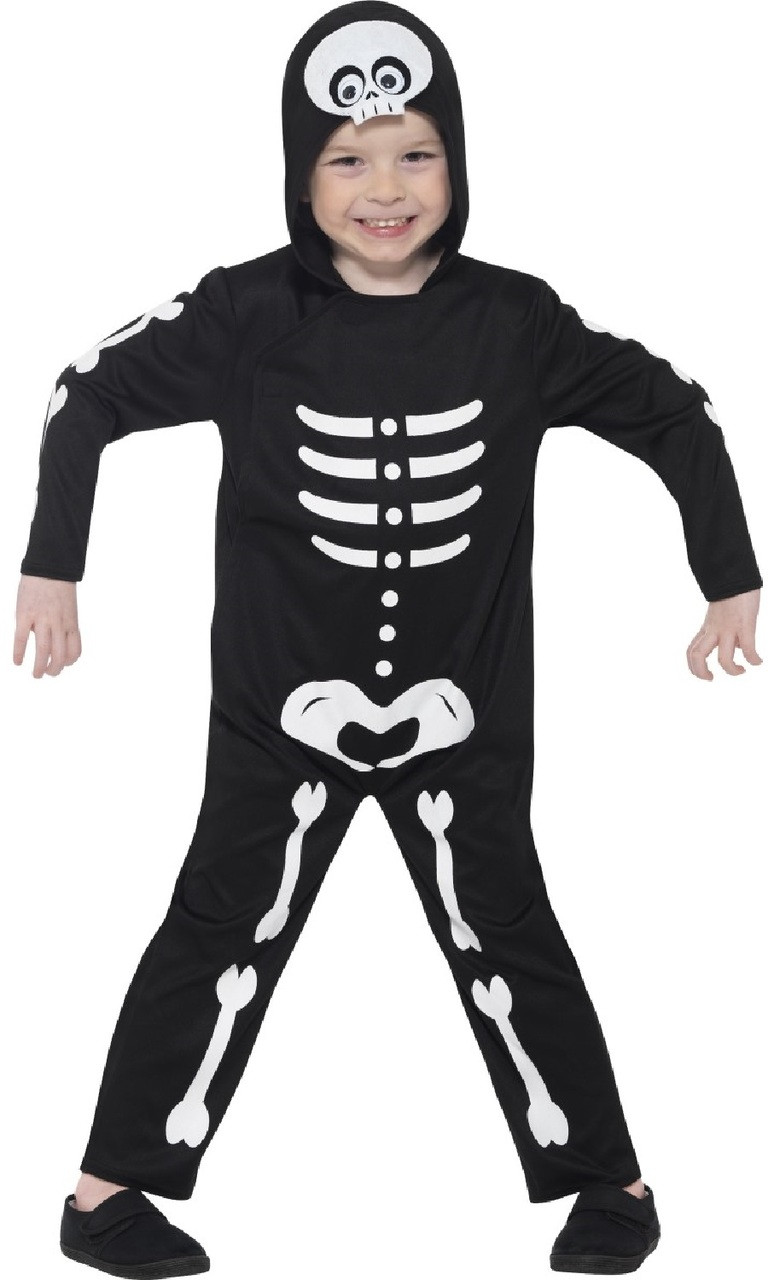 a1dc602adec Toddler Skeleton Fancy Dress Costume. Image 1 Sc 1 St Fancy Me Limited