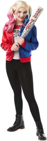 Teen Girls Harley Quinn Fancy Dress Costume