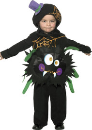 Toddler Cute Spider Fancy Dress Costume