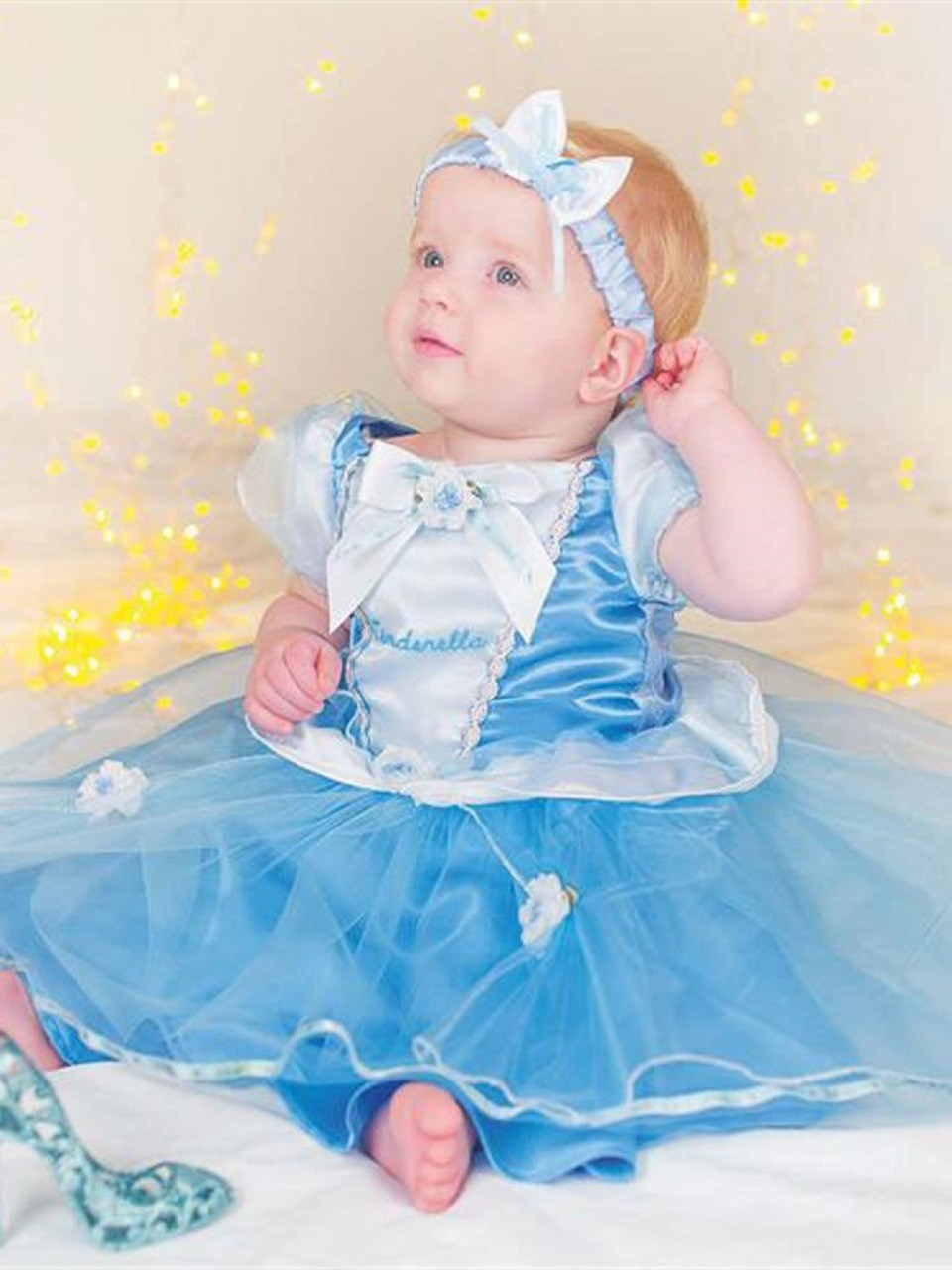 Baby Official Cinderella Fancy Dress Costume Fancy Me Limited