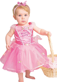 Baby Official Sleeping Beauty Fancy Dress Costume