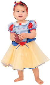 Baby Snow White Fancy Dress Costume
