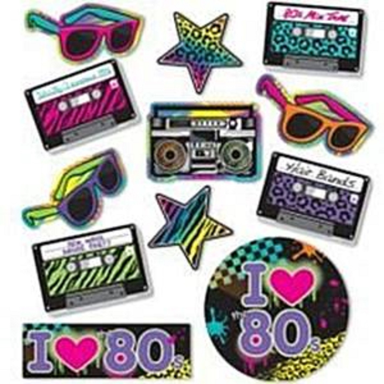 80 39 S Party Decorations Pack Of 30 Fancy Me Limited
