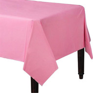 Baby Pink Party Tablecover