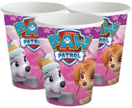 Pink Paw Patrol Party Cups