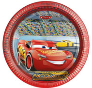 Disney Cars Party Plates