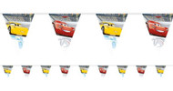 Disney Cars Party Bunting