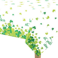 St Patricks Day Party Tablecover