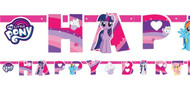 My Little Pony Party Banner