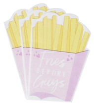 Fries Before Guys Party Napkins