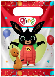 Bing Bunny Party Bags