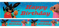 Bing Bunny Party Banner