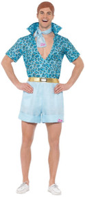 Mens Ken Doll Fancy Dress Costume