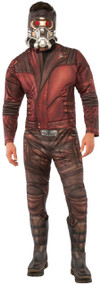 Men's Star-Lord Guardian Fancy Dress Costume