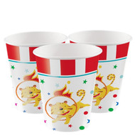 Circus Carnival Party Cups