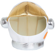 Adults Soft Astronaut Fancy Dress Helmet