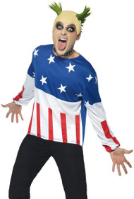 Mens Prodigy Fancy Dress Costume