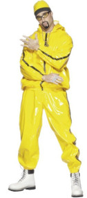 Mens Rapper Fancy Dress Costume