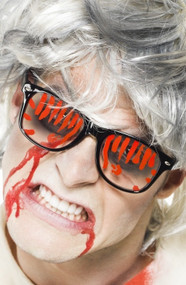 Adult Bloody Halloween Glasses