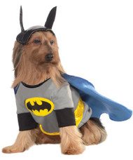 Dog Batman Fancy Dress Costume