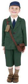 Boys Evacuee Fancy Dress Costume 2