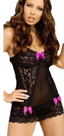pink-and-black-lingerie