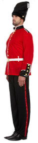 Mens Busby Guard Fancy Dress Costume