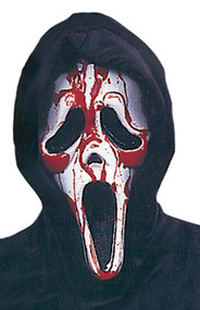 Adult Bleeding Scream Face Mask