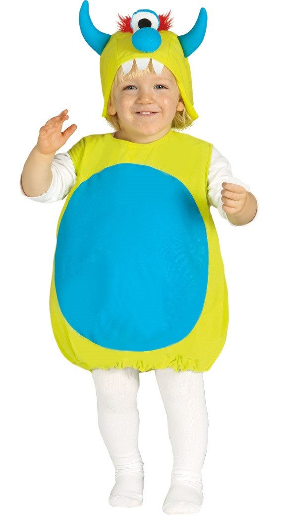 Baby Monster Fancy Dress Costume. Image 1  sc 1 st  Fancy Me Limited & Baby Monster Fancy Dress Costume - Fancy Me Limited