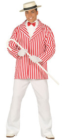 Mens 1920s Fancy Dress Costume