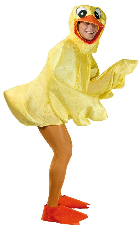 adults rubber duck dressing gown