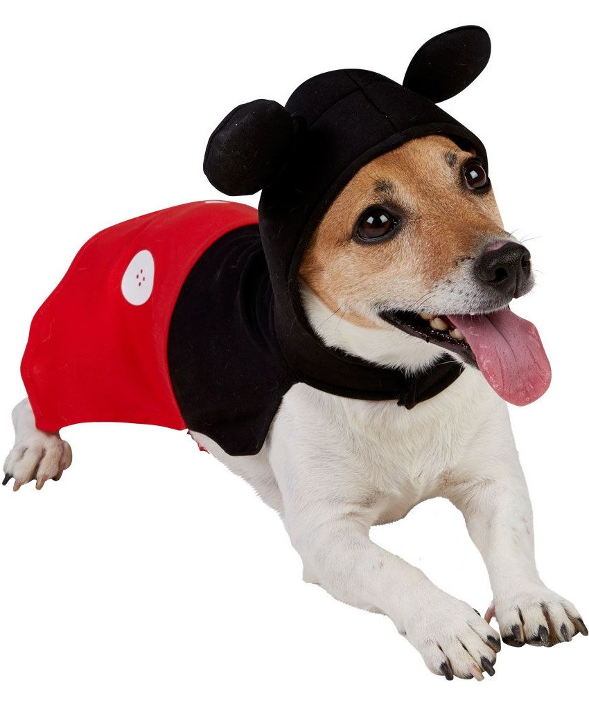 Pet Mickey Mouse Dog Costume
