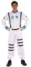Mens Astronaut Fancy Dress Costume 2