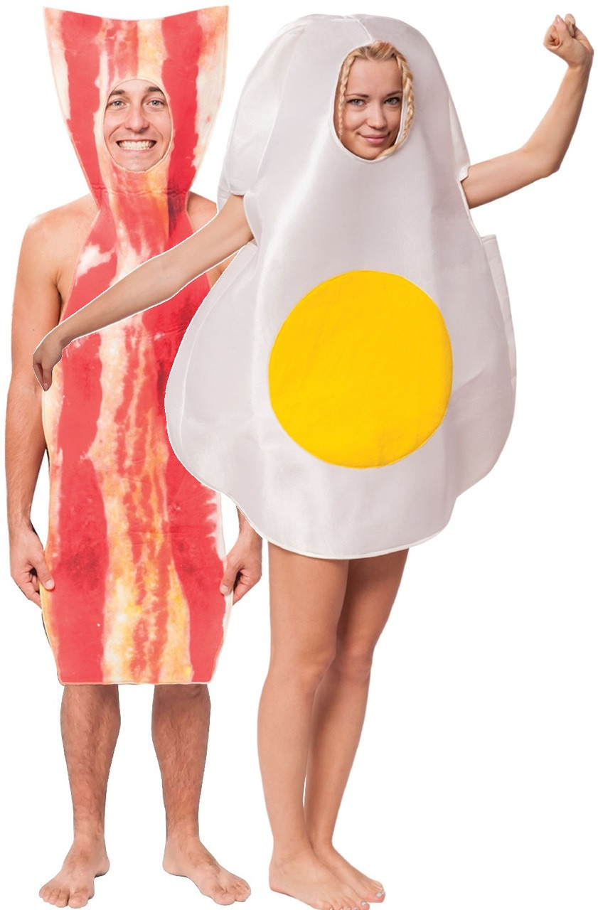 S Bacon And Egg Fancy Dress Costumes