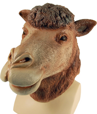 Adult Camel Fancy Dress Mask