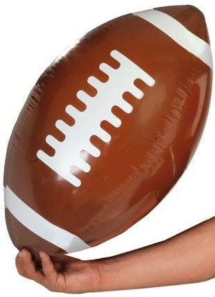 inflatable american football fancy me limited
