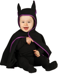 Baby Bat Cape Fancy Dress Costume